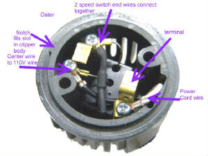 Oster_2sp_switch_wiring.w300h225 clipper repair oster a5 wiring diagram at bayanpartner.co